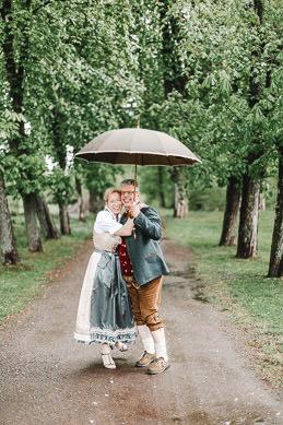 Hochzeit auf Schloss Auel