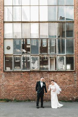 Hochzeit im Bauwerk Köln