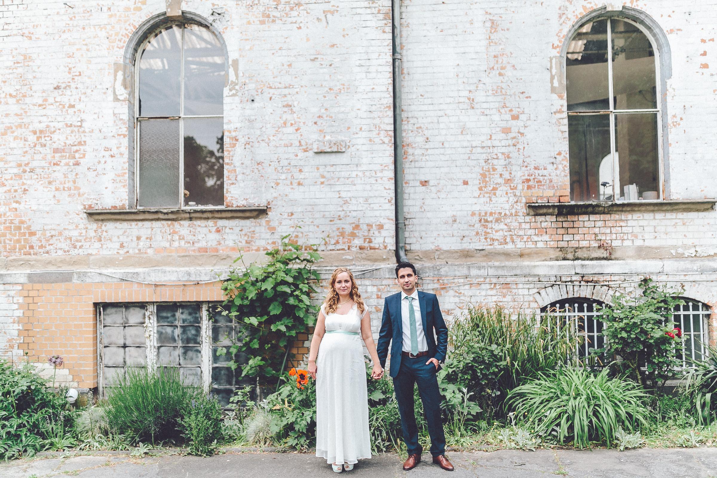 Hochzeit in der Orangerie Köln