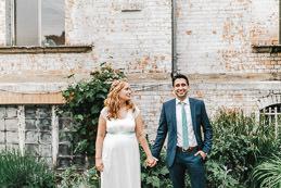 Hochzeitsfotograf in der Orangerie in Köln