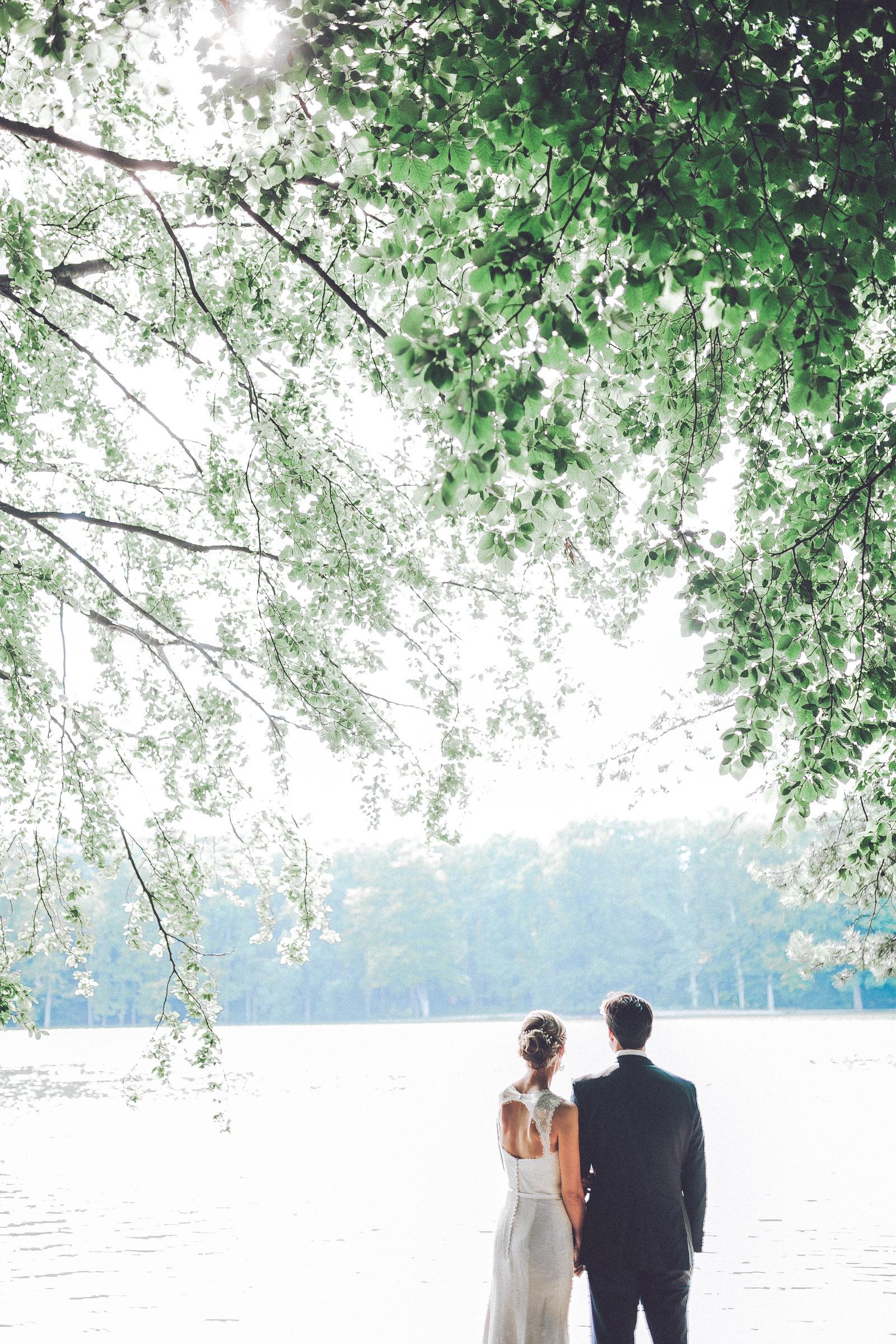 Hochzeitsfotos im Club Astoria in Köln am Adenauerweiher