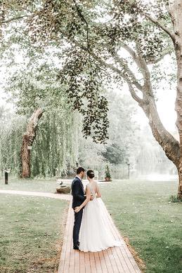 Hochzeitsfotograf im Hof zur Linde Münster