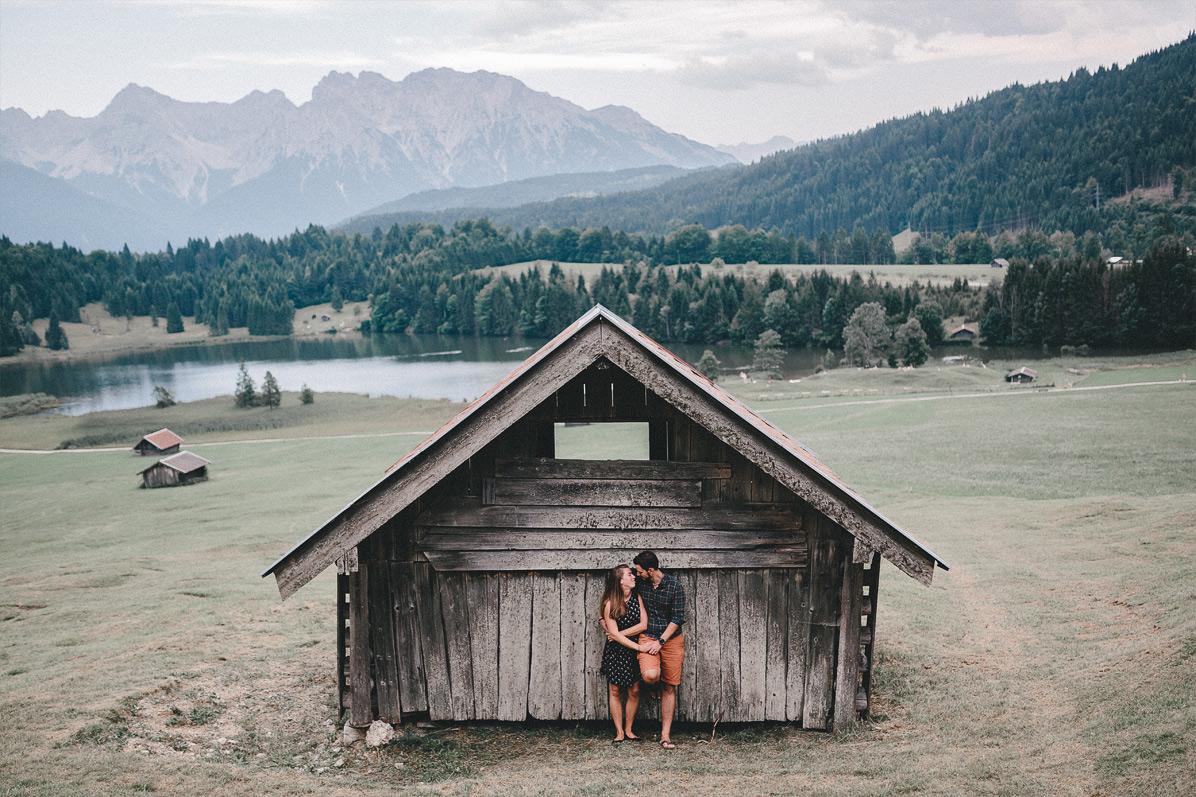 Tim Kurth ist Hochzeitsfotograf für Destination Weddings in den Alpen und in den Bergen