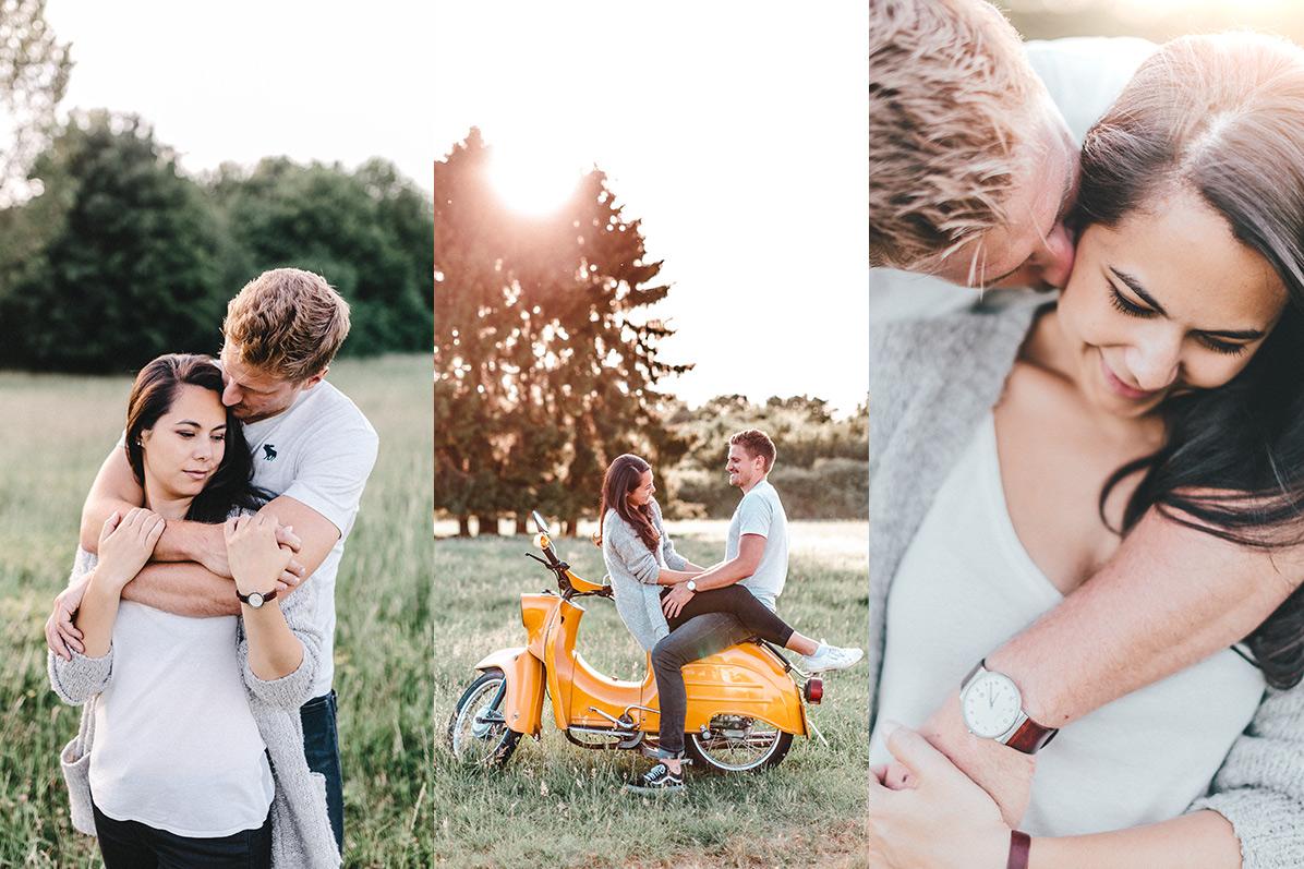 Hochzeitsfotograf für Paarfotos und Engagement Sessions