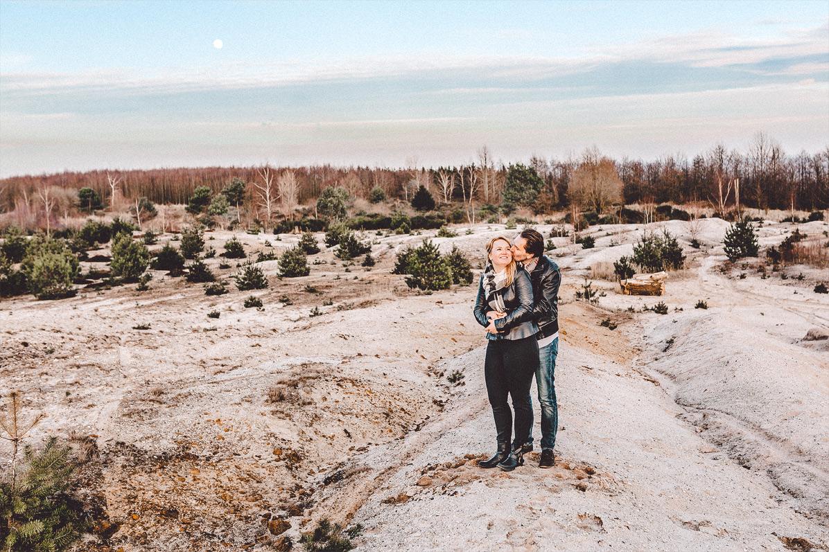 Fotograf für natürliche und authentische Paarfotos
