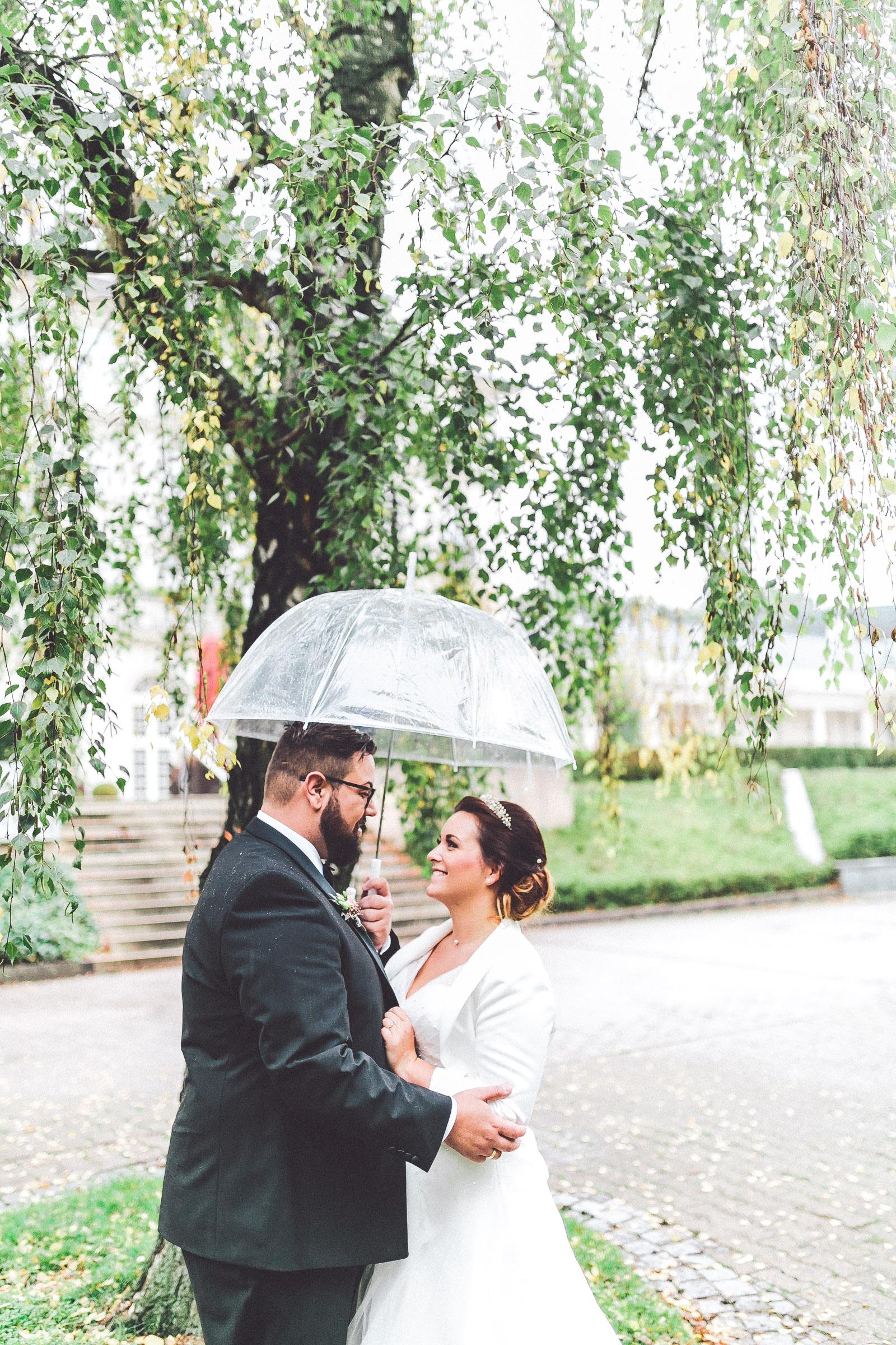 Hochzeitsfotograf in Aachen - Hochzeitsfotos am Casino