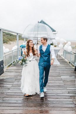 Hochzeit in Renesse, Niederlande - Hochzeitsfotograf Holland