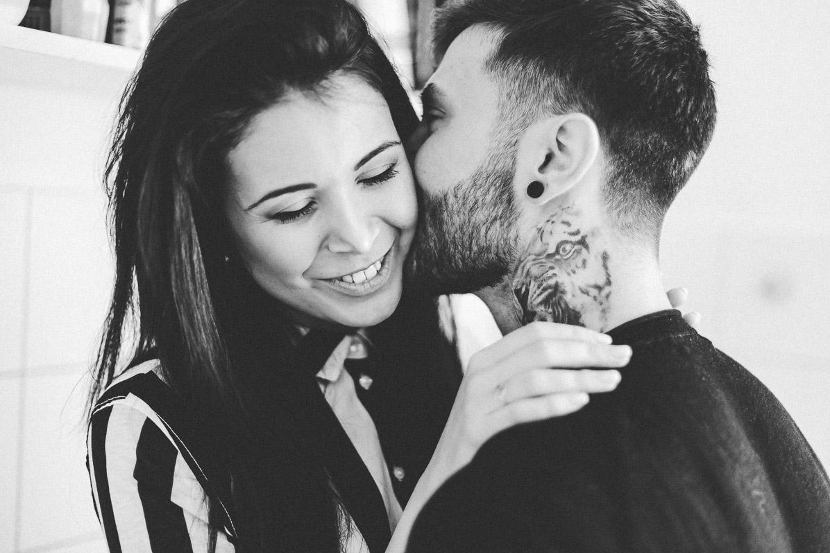 Engagementshooting Fotos