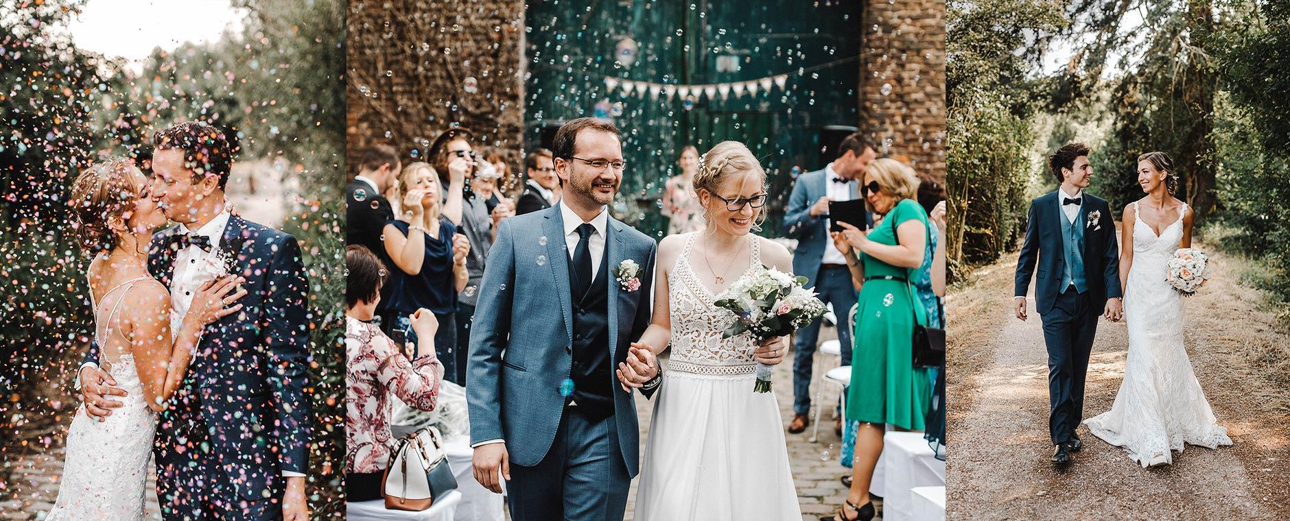 Hochzeitsfotograf Köln | Natürliche Hochzeitsfotos