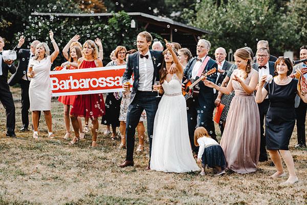 Als Hochzeitsfotograf in Köln
